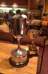 Novos Sportsmanship award 13-14